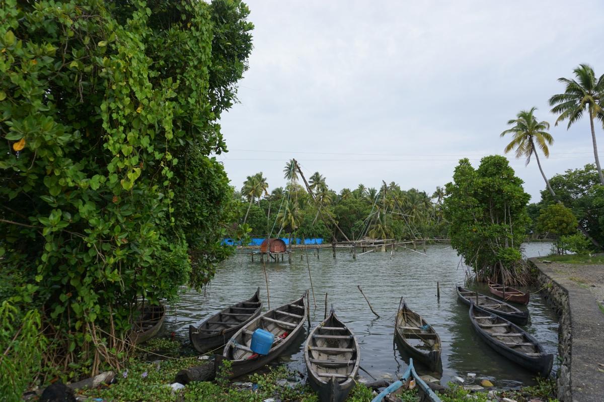 Eco Tourism villageKumbalangi