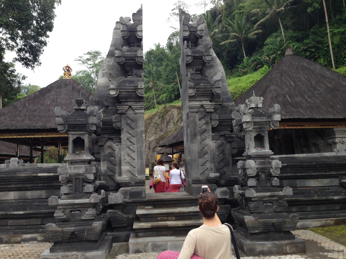 Awakening in Bali with the Solemnity of Silence