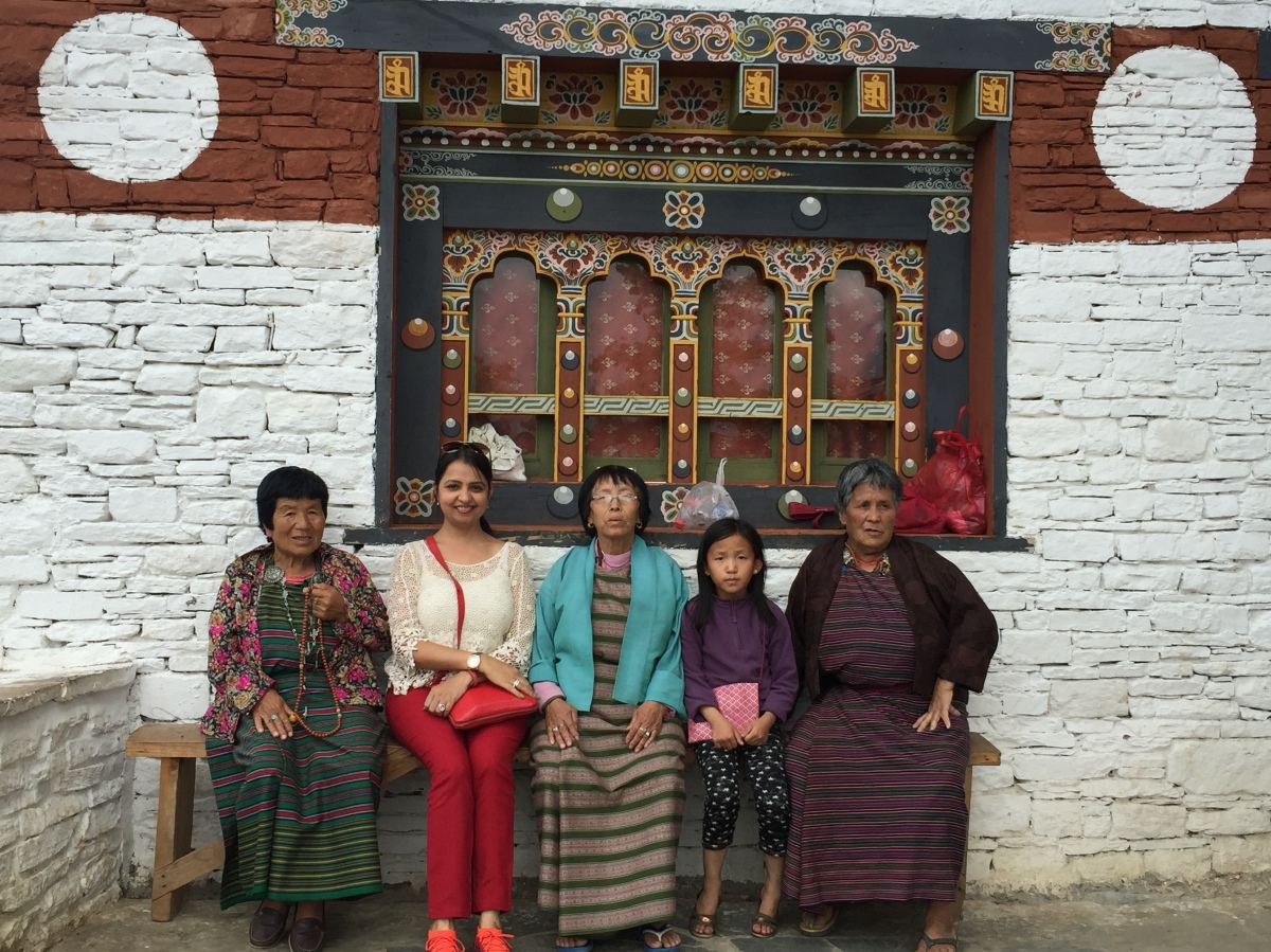 Bhutan-The Land of Happiness