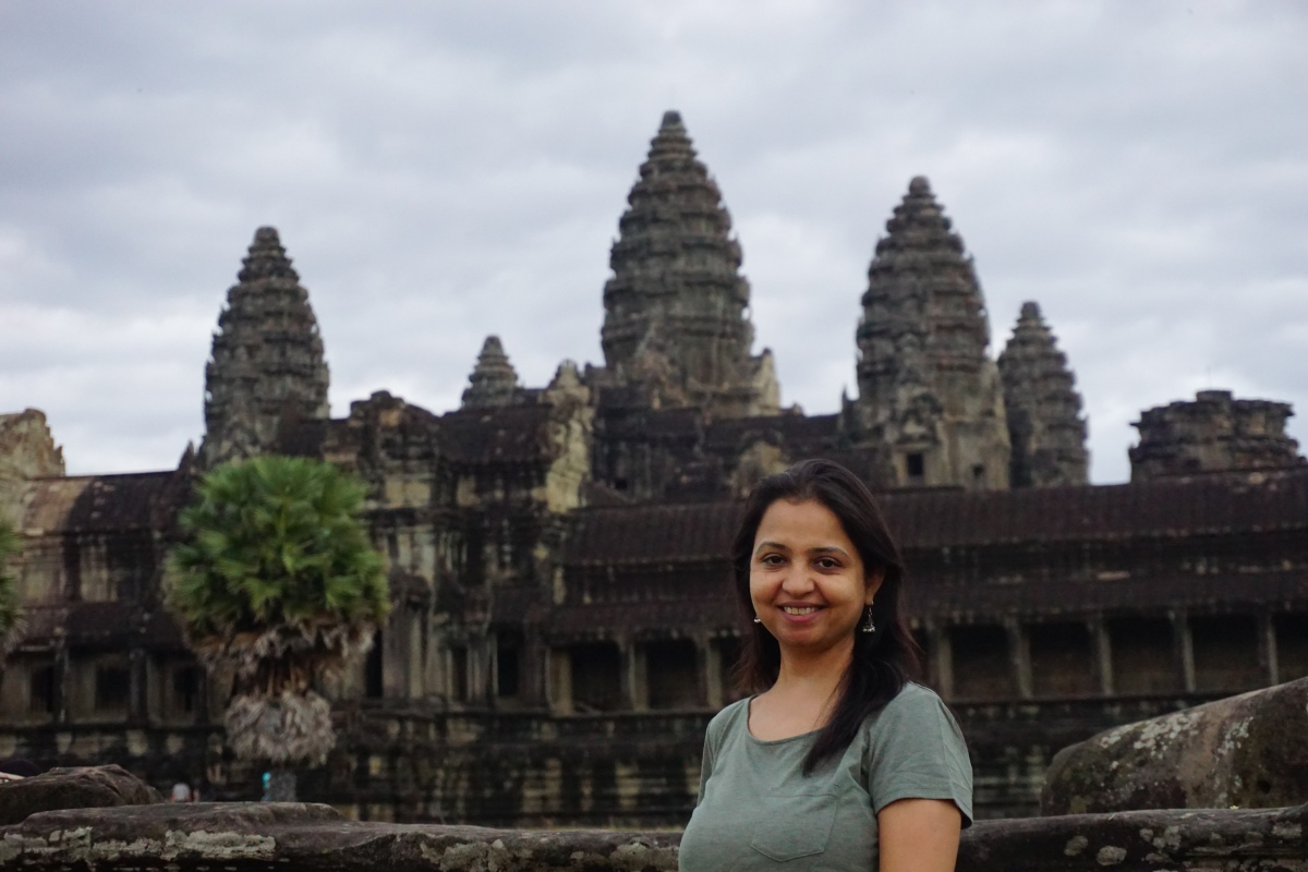The Magnificent Ruins of Angkor Wat