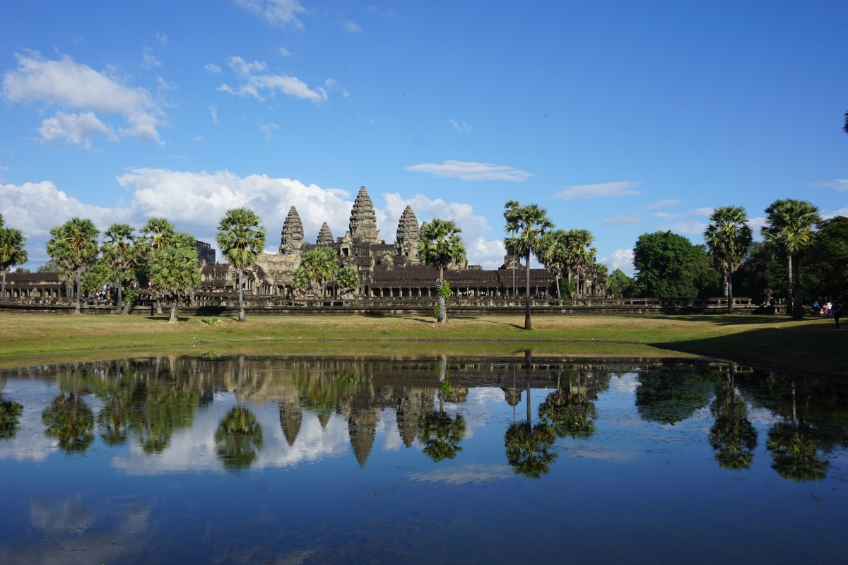 Ten photos that will inspire you to plan a  trip to SiemReap-Cambodia