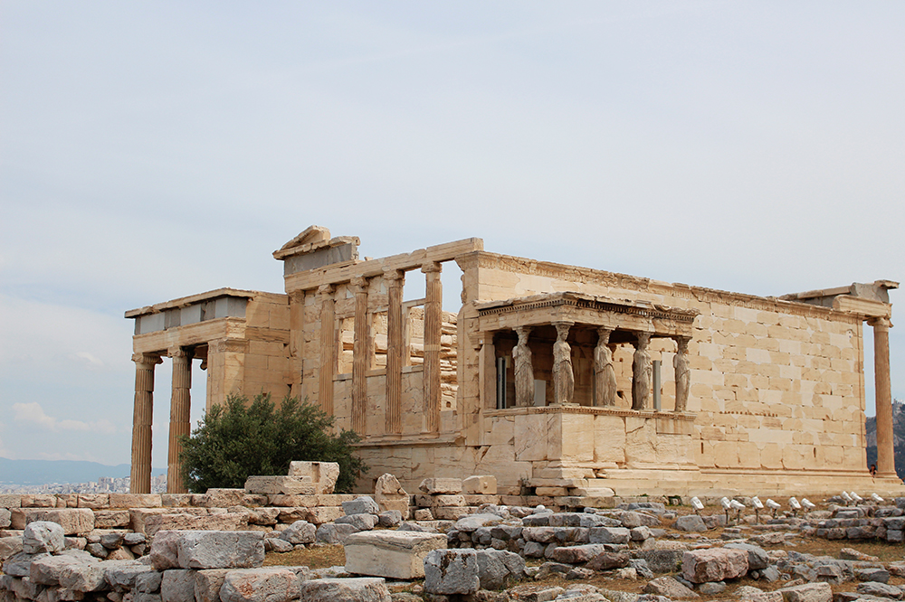 A Guide To The Acropolis in Athens